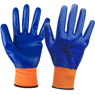 Dry fit gloves