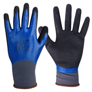 Oil man gloves